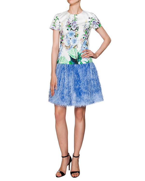 женская юбка Infinee, сезон: лето 2016. Купить за 12900 руб. | Фото 3