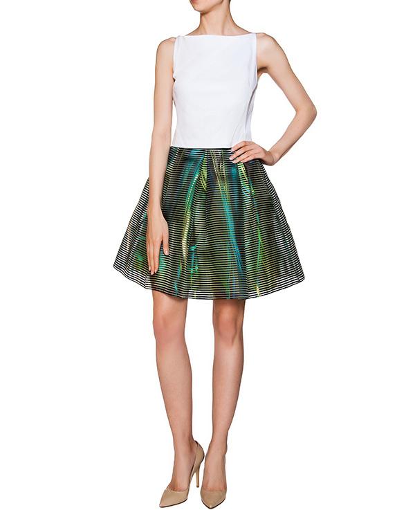 женская юбка Infinee, сезон: лето 2016. Купить за 11900 руб. | Фото 3