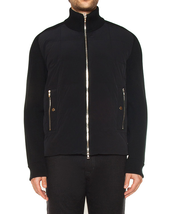 куртка из комбинированного материала  артикул 318649 марки Cortigiani купить за 88500 руб.