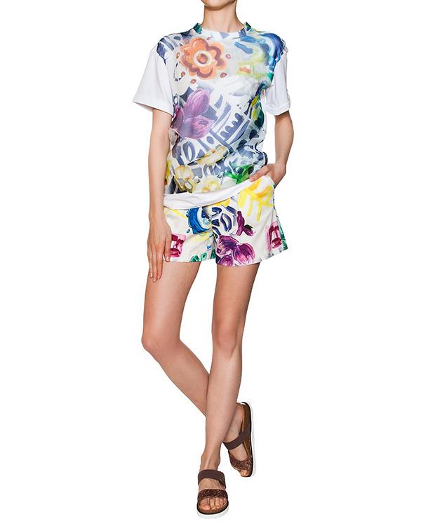 женская шорты Infinee, сезон: лето 2016. Купить за 7100 руб. | Фото 3