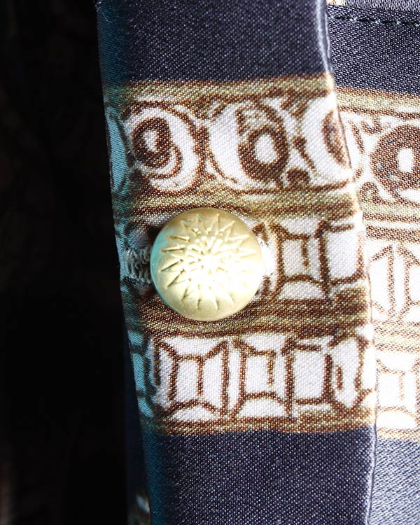женская блуза Marchesa Voyage, сезон: зима 2014/15. Купить за 16000 руб. | Фото 4