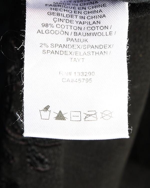 женская джинсы Marchesa Voyage, сезон: зима 2014/15. Купить за 12100 руб. | Фото 5