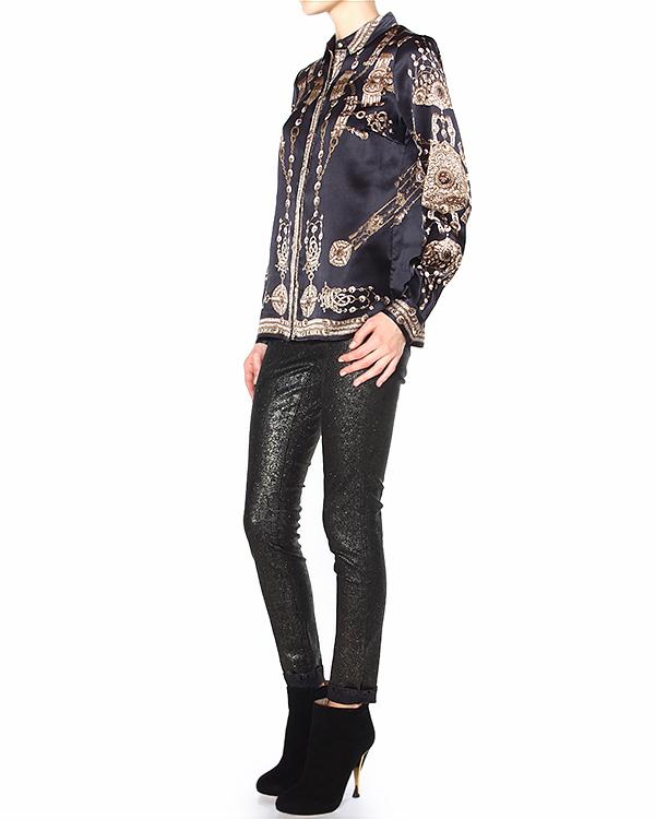 женская джинсы Marchesa Voyage, сезон: зима 2014/15. Купить за 10200 руб. | Фото 3