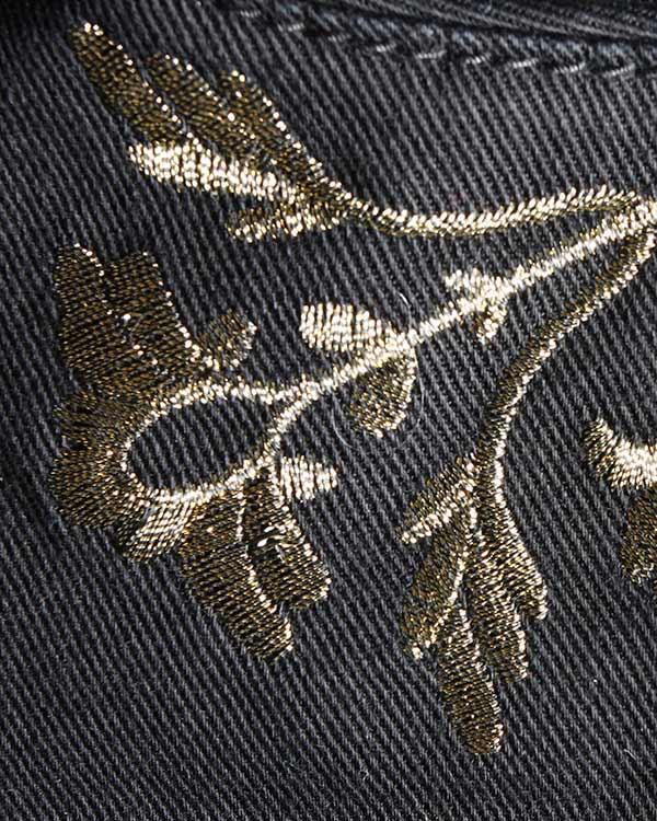 женская джинсы Marchesa Voyage, сезон: зима 2014/15. Купить за 12100 руб. | Фото $i
