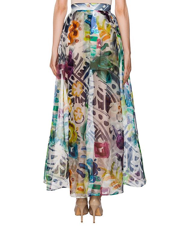 женская юбка Infinee, сезон: лето 2016. Купить за 13900 руб. | Фото 2