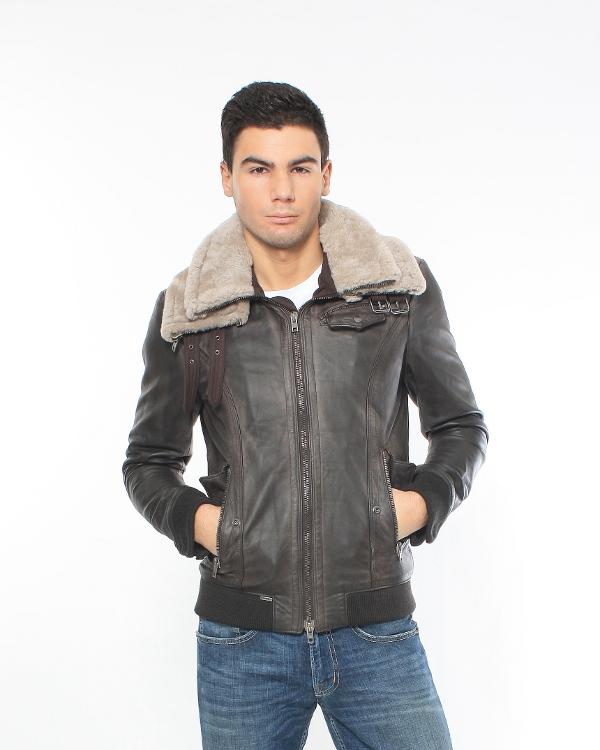 мужская куртка S.W.O.R.D., сезон: зима 2011/12. Купить за 22100 руб. | Фото 1