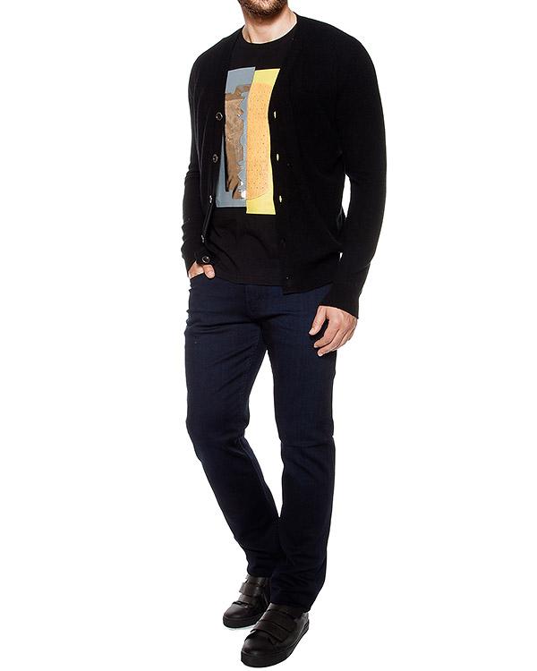 мужская кардиган 120% cashmere, сезон: зима 2016/17. Купить за 13600 руб. | Фото 3
