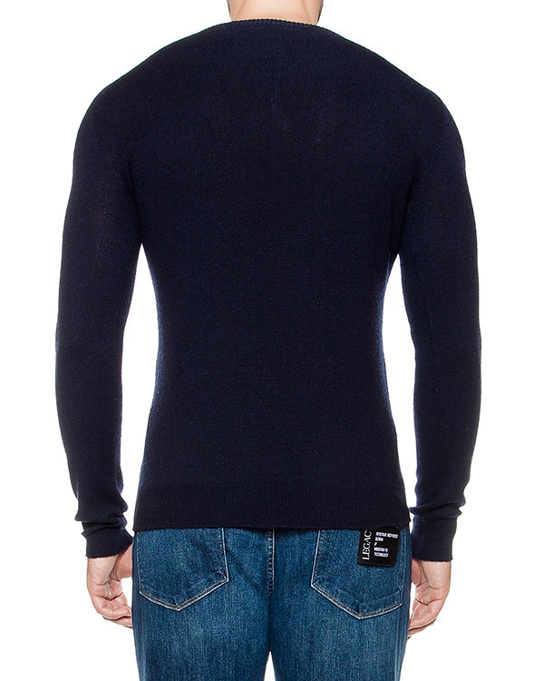 мужская пуловер 120% cashmere, сезон: зима 2016/17. Купить за 12500 руб. | Фото 2