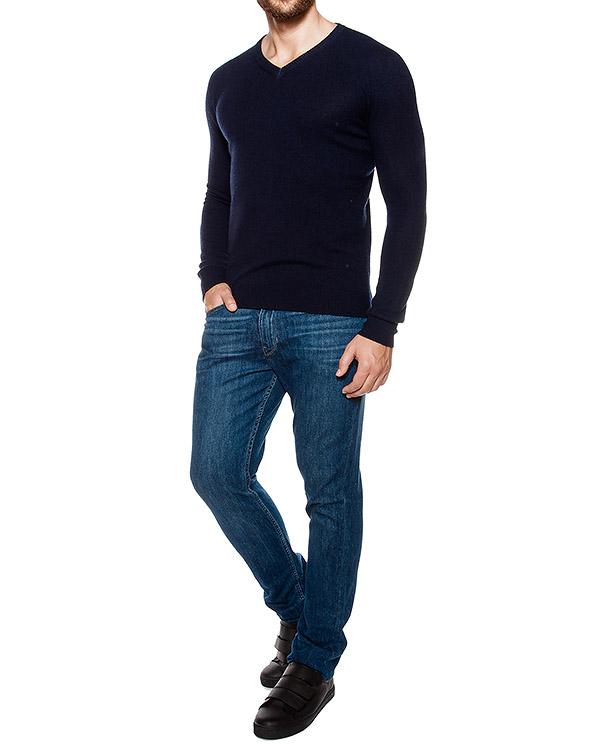 мужская пуловер 120% cashmere, сезон: зима 2016/17. Купить за 12500 руб. | Фото 3