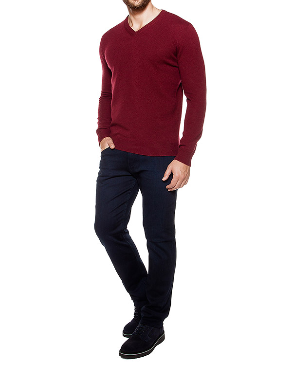 мужская пуловер 120% cashmere, сезон: зима 2016/17. Купить за 23000 руб. | Фото 3