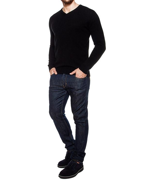 мужская пуловер 120% cashmere, сезон: зима 2016/17. Купить за 11500 руб. | Фото 3