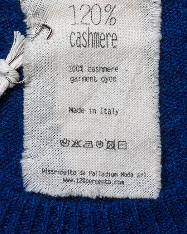 мужская джемпер 120% cashmere, сезон: зима 2016/17. Купить за 11500 руб.   Фото 5