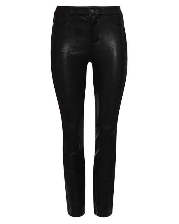 джинсы из эластичной кожи артикул 3360A13-1086 марки Paige купить за 89200 руб.
