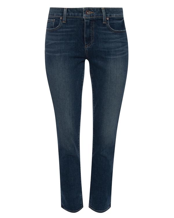 джинсы Skinny со средней посадкой на бедрах артикул 3505984-4770 марки Paige купить за 18600 руб.