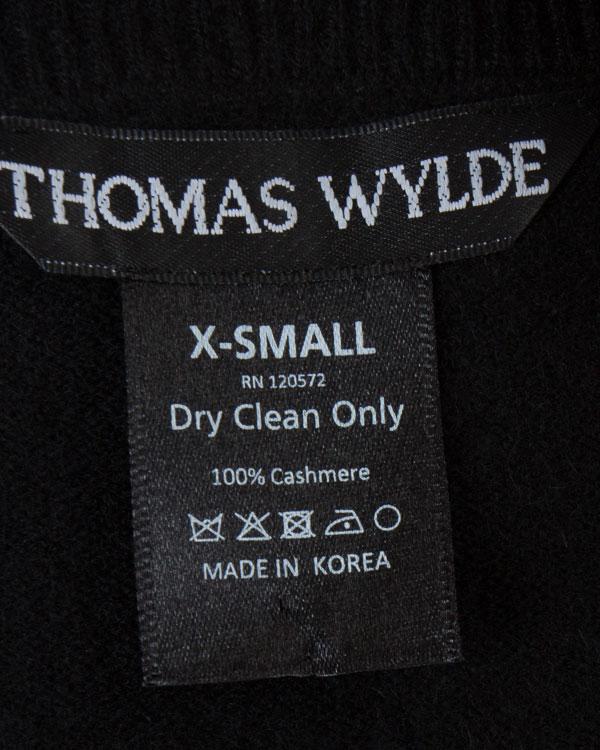 женская пуловер Thomas Wylde, сезон: зима 2017/18. Купить за 89200 руб. | Фото $i