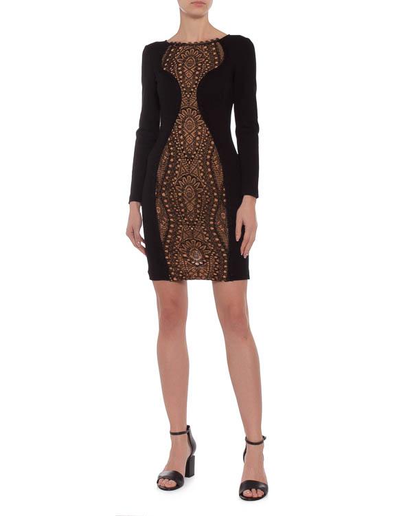 женская платье EMILIO PUCCI, сезон: зима 2013/14. Купить за 35400 руб. | Фото 3