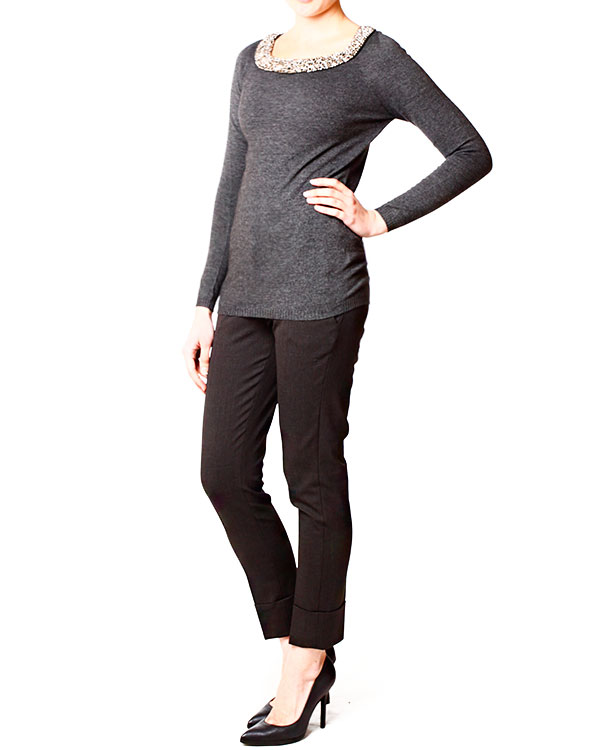 женская брюки D.EXTERIOR, сезон: зима 2013/14. Купить за 6800 руб. | Фото $i