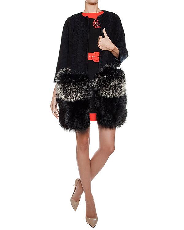 женская пальто Ava Adore, сезон: зима 2016/17. Купить за 115300 руб. | Фото 3