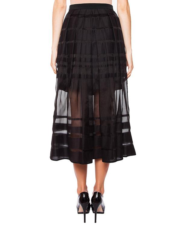 женская юбка TIBI, сезон: лето 2015. Купить за 26300 руб. | Фото 2