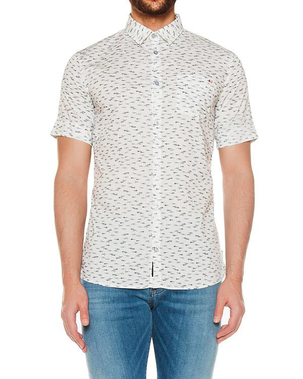 рубашка  артикул 3Y6C52 марки ARMANI JEANS купить за 12000 руб.