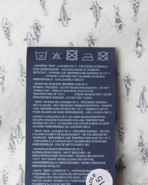 мужская рубашка ARMANI JEANS, сезон: лето 2017. Купить за 6000 руб. | Фото $i