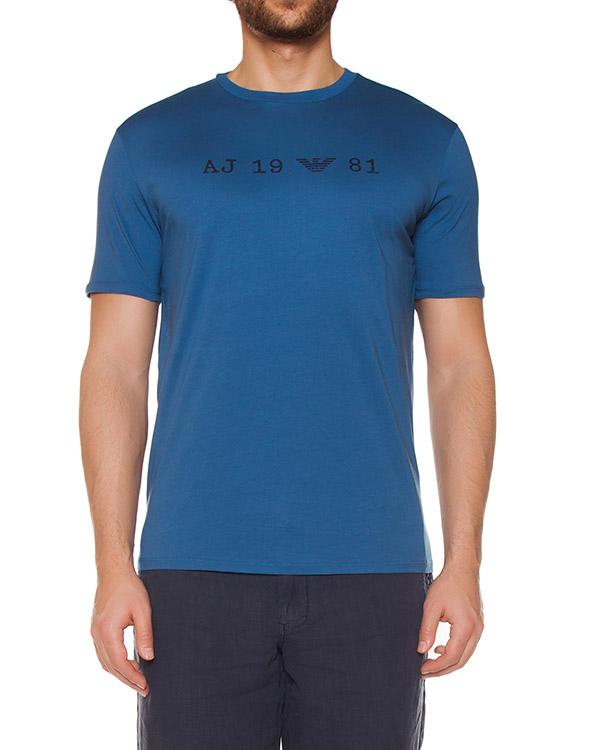футболка  артикул 3Y6T32 марки ARMANI JEANS купить за 4400 руб.