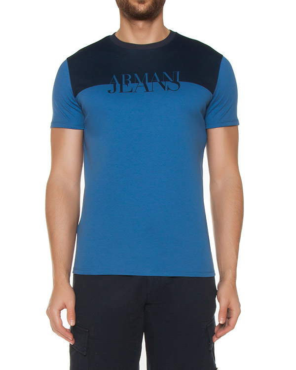 футболка  артикул 3Y6T51 марки ARMANI JEANS купить за 6300 руб.