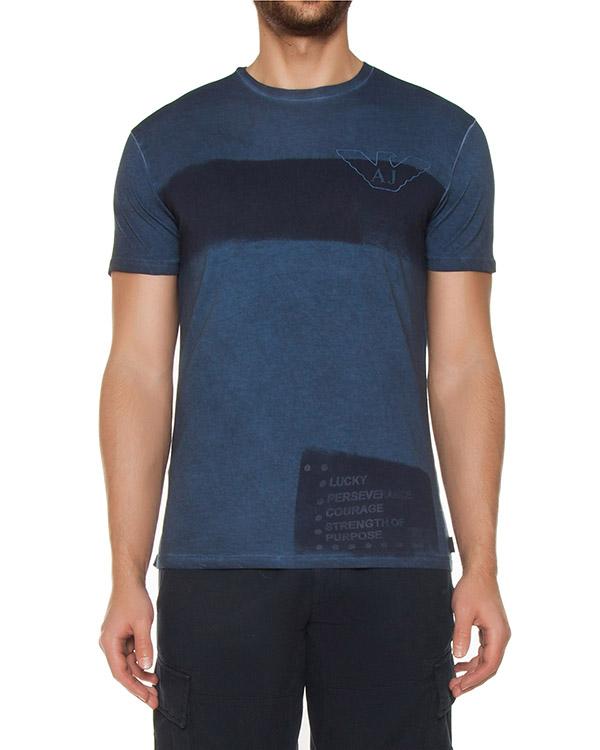 футболка  артикул 3Y6T70 марки ARMANI JEANS купить за 7000 руб.