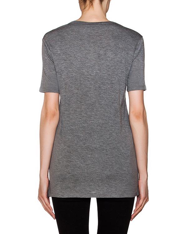 женская футболка T by Alexander Wang, сезон: лето 2016. Купить за 6300 руб. | Фото 2