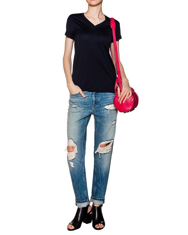 женская футболка T by Alexander Wang, сезон: лето 2016. Купить за 8800 руб. | Фото 3