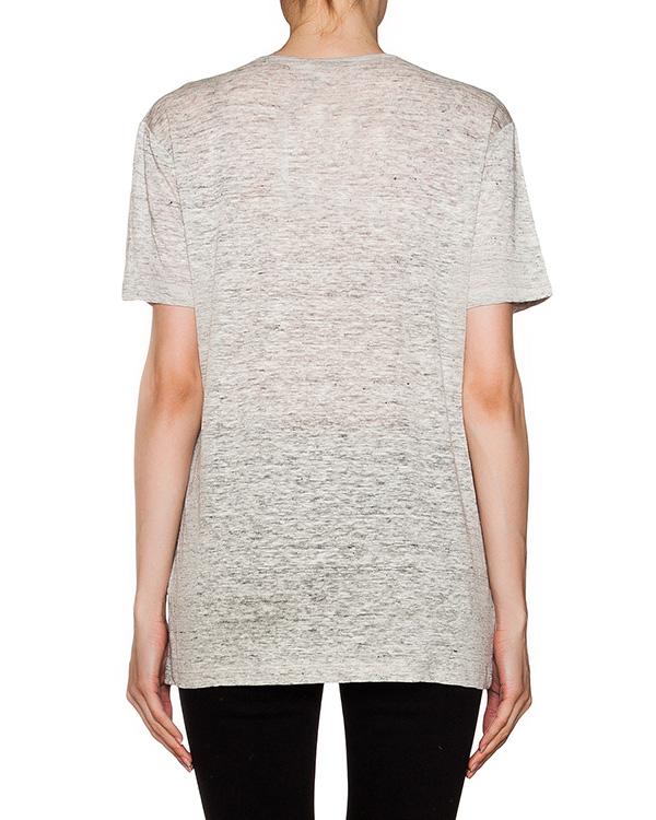 женская футболка T by Alexander Wang, сезон: лето 2016. Купить за 9600 руб. | Фото 2