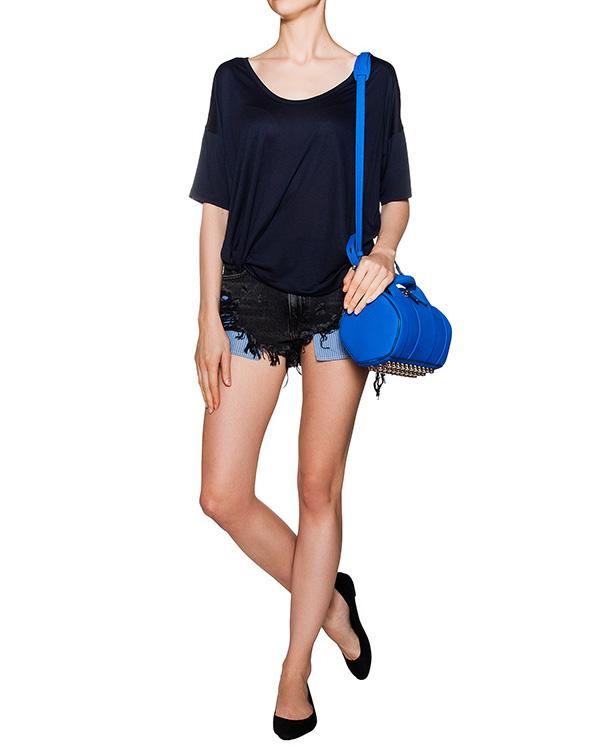 женская футболка T by Alexander Wang, сезон: лето 2016. Купить за 9200 руб. | Фото 3