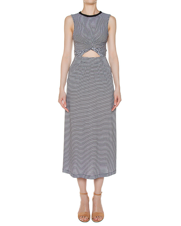 платье  артикул 400428S17 марки T by Alexander Wang купить за 9700 руб.