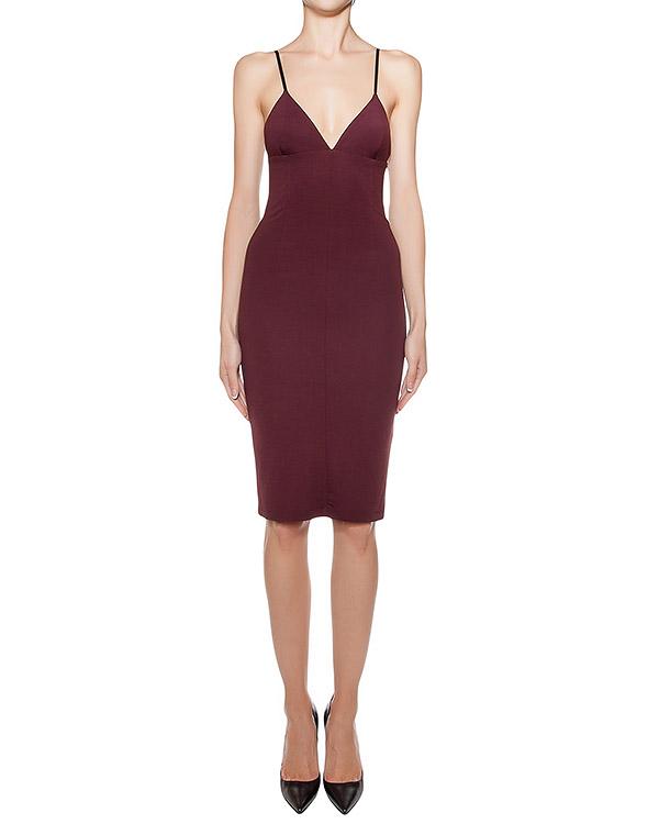 платье из трикотажа артикул 401400P16 марки T by Alexander Wang купить за 13700 руб.