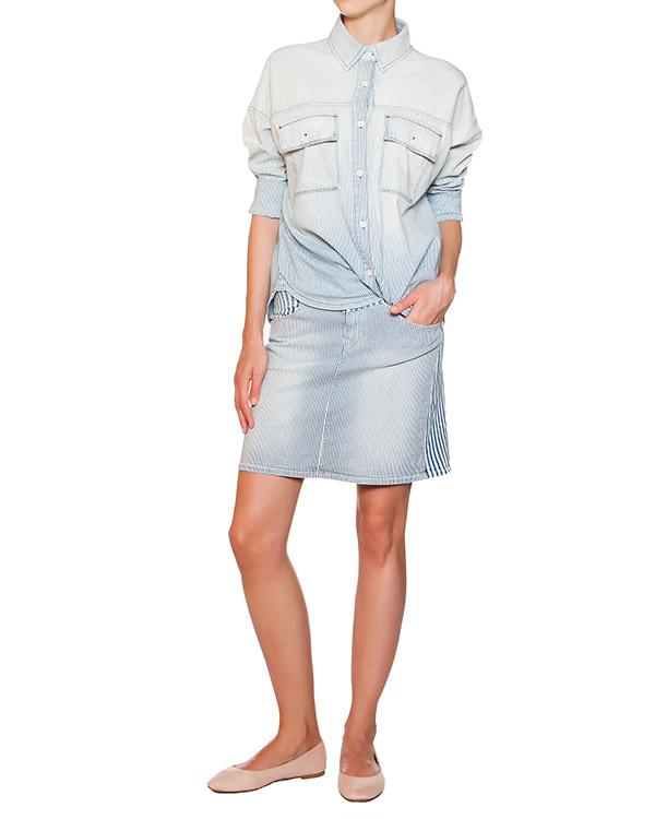женская рубашка Koral, сезон: лето 2015. Купить за 12800 руб. | Фото 3