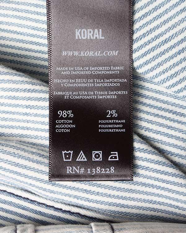 женская рубашка Koral, сезон: лето 2015. Купить за 12800 руб. | Фото 5
