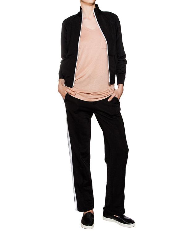 женская брюки T by Alexander Wang, сезон: лето 2016. Купить за 9200 руб. | Фото 3