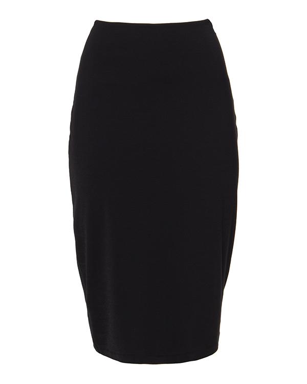 юбка из мягкого трикотажа артикул 401900P16 марки T by Alexander Wang купить за 8200 руб.