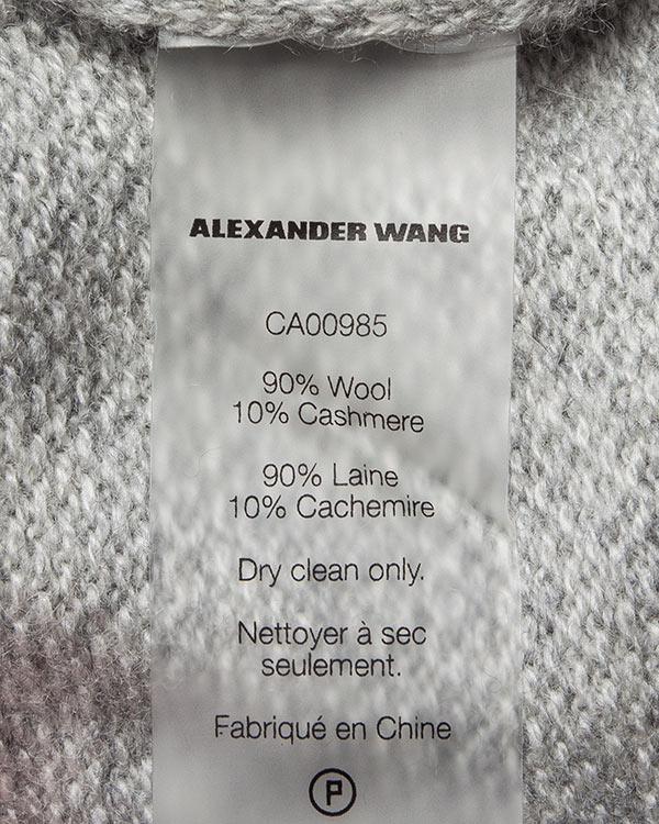 женская пуловер T by Alexander Wang, сезон: зима 2016/17. Купить за 22100 руб. | Фото 5