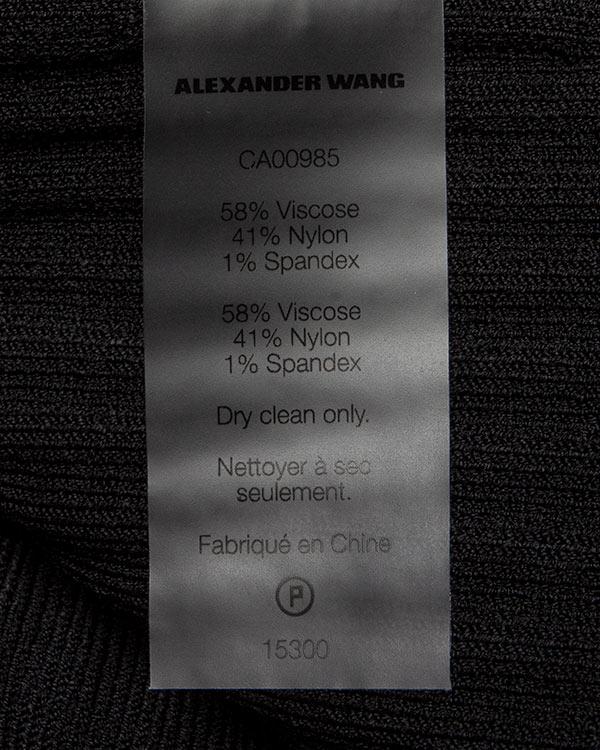 женская топ T by Alexander Wang, сезон: зима 2016/17. Купить за 13500 руб. | Фото 5