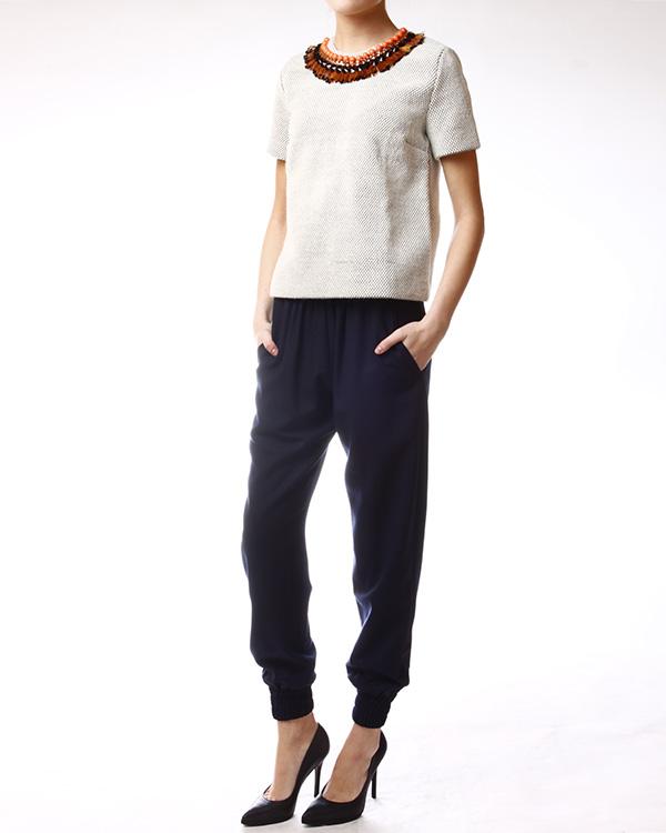 женская брюки Mother of Pearl, сезон: зима 2013/14. Купить за 10200 руб. | Фото 3