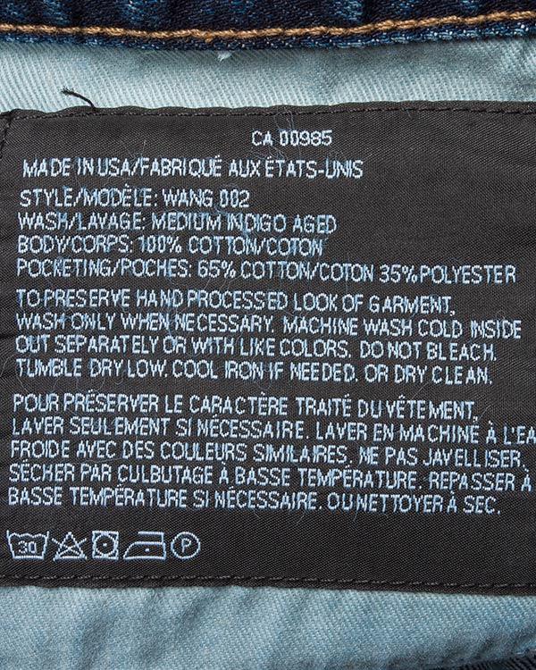 женская джинсы T by Alexander Wang, сезон: зима 2016/17. Купить за 10600 руб. | Фото 5