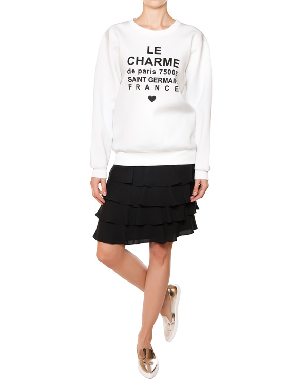 женская юбка Edward Achour, сезон: лето 2015. Купить за 31400 руб. | Фото 3