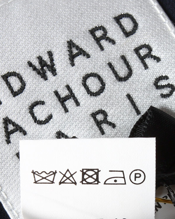 женская платье Edward Achour, сезон: лето 2015. Купить за 37600 руб. | Фото 5
