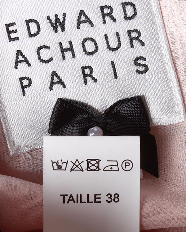 женская топ Edward Achour, сезон: лето 2015. Купить за 11600 руб. | Фото 5