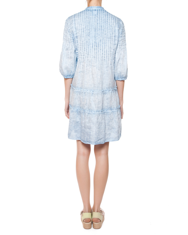 женская платье 120% lino, сезон: лето 2015. Купить за 7900 руб. | Фото $i