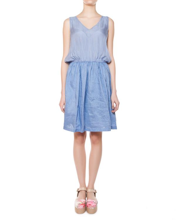 женская платье 120% lino, сезон: лето 2015. Купить за 7200 руб. | Фото $i