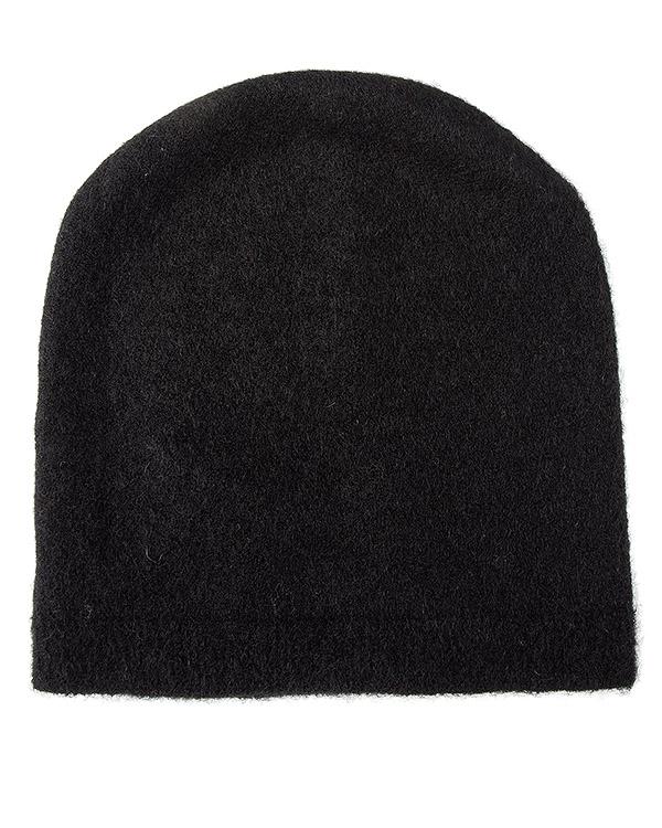 шапка из полушерстяной пряжи артикул 43514 марки D.EXTERIOR купить за 3200 руб.