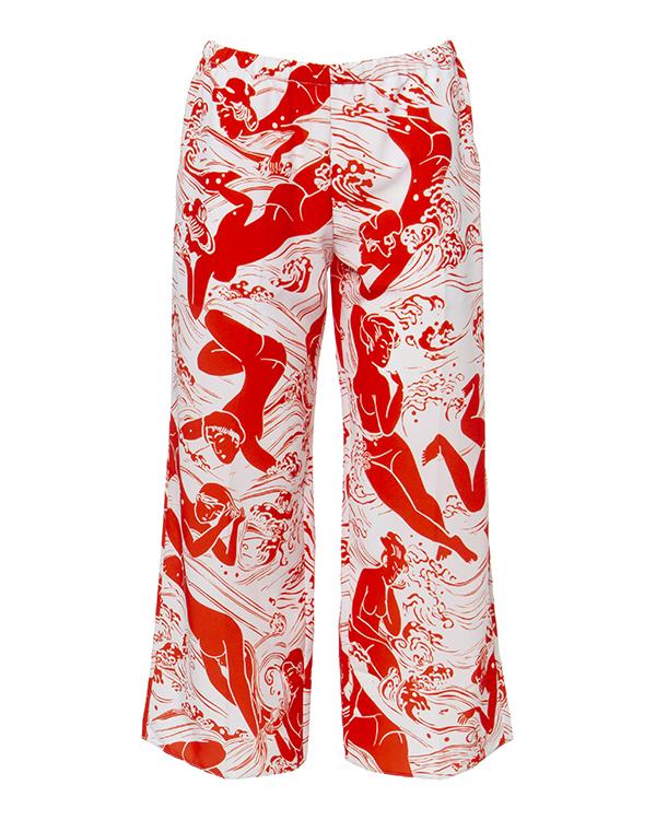 брюки  артикул 435P46 марки Carven купить за 14300 руб.