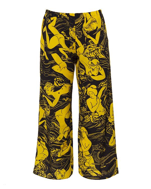 женская брюки Carven, сезон: лето 2015. Купить за 14300 руб. | Фото 1